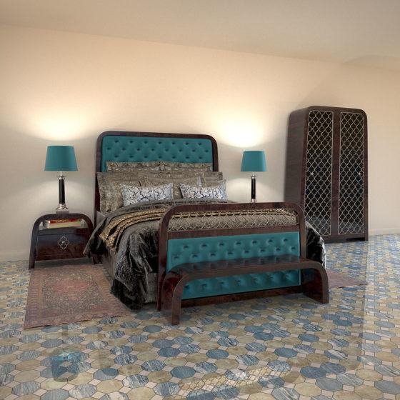 Bed Marrakech Medina side