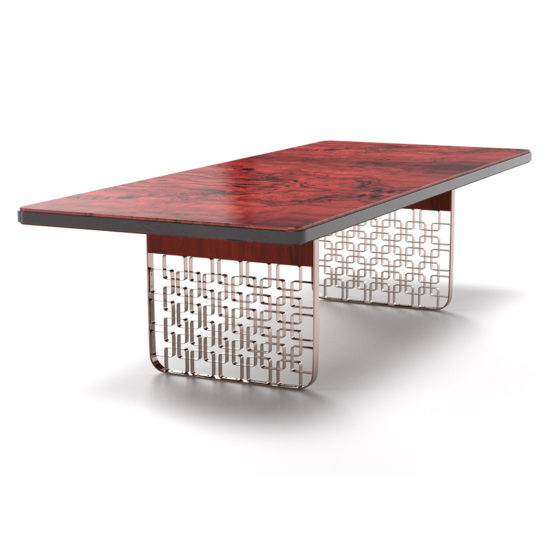 Fifth Avenue dining table front