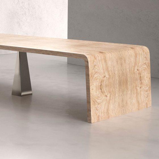 Exclusive dining table Zen