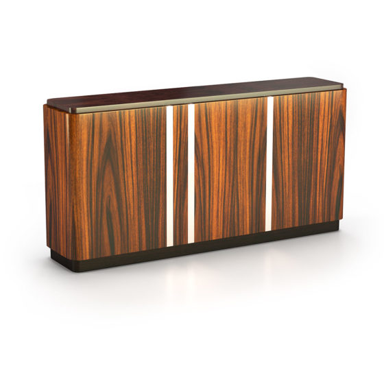 Manhattan cabinet with stripes small