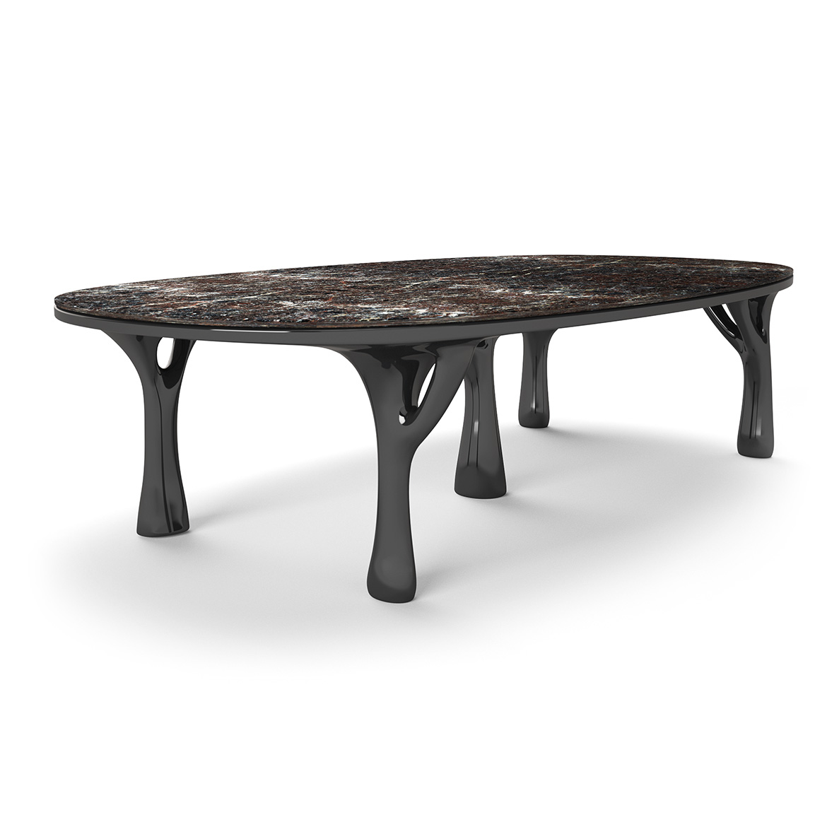 Black Baoba table