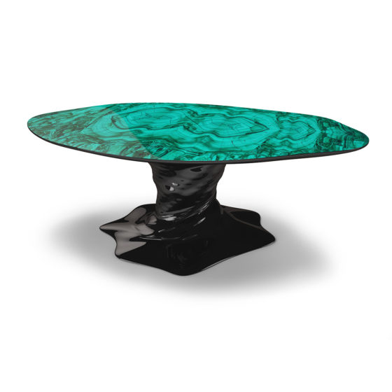 Black Liquid table