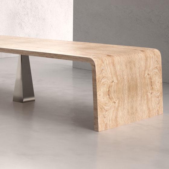 Nowoczesny stol Zen